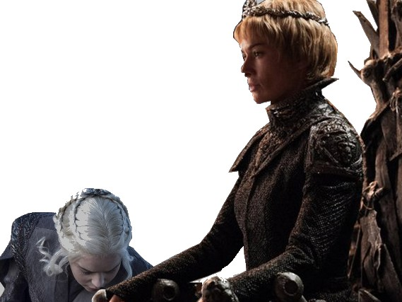 Sticker other dany kneel cersei