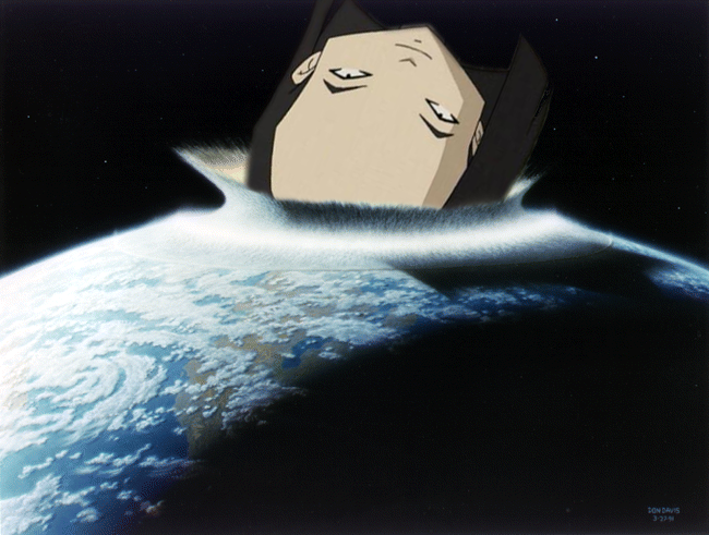 Sticker risitas codelyoko yumi asteroid