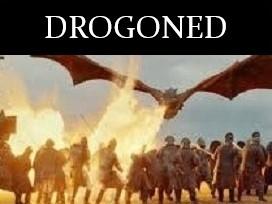 Sticker drogon got dragon drogoned lannister