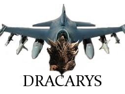 Sticker other drogon f16 got dragon