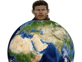 Sticker other dickon planete terre got