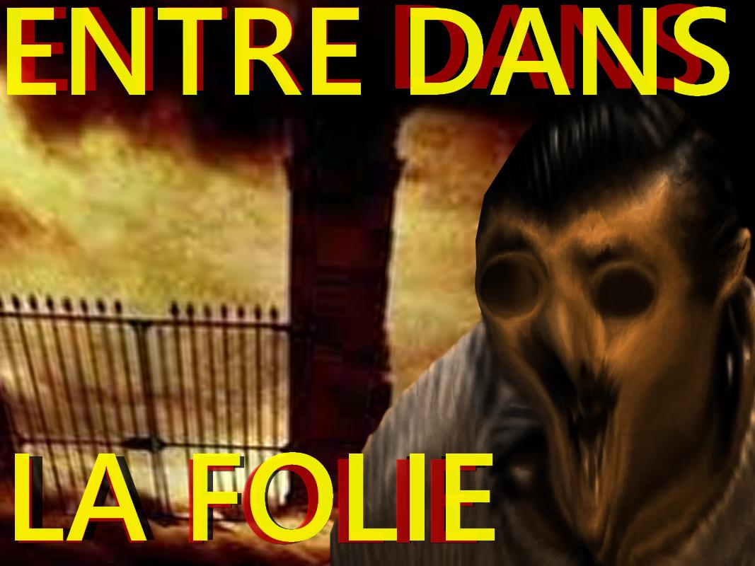 Sticker risitas enfer creepy diable demon djin surnaturel esprit fantome ouija