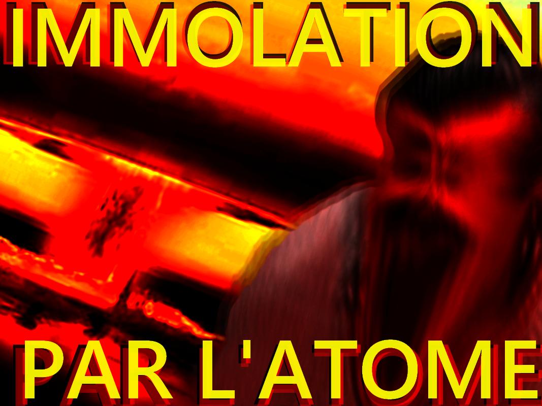 Sticker risitas alerte deforme nucleaire atome battu frapper maltraiter en sang en pleure larme mongolien creepy screameur ww3 guerre chimique atome prions latome prie bombe atomique coree du nord