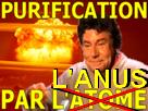Sticker risitas purification par lanus atome explosion ww3 guerre nucleaire