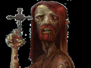 Sticker risitas jesus christ religion zombie juif chance pot culture