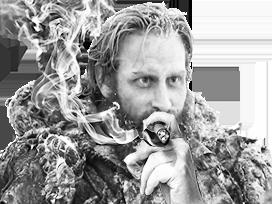 Sticker other tormund got alpha smoking