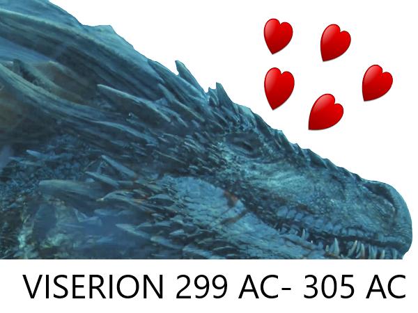 Sticker other viserion got dragon