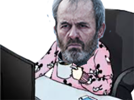 Sticker other stannis angry got