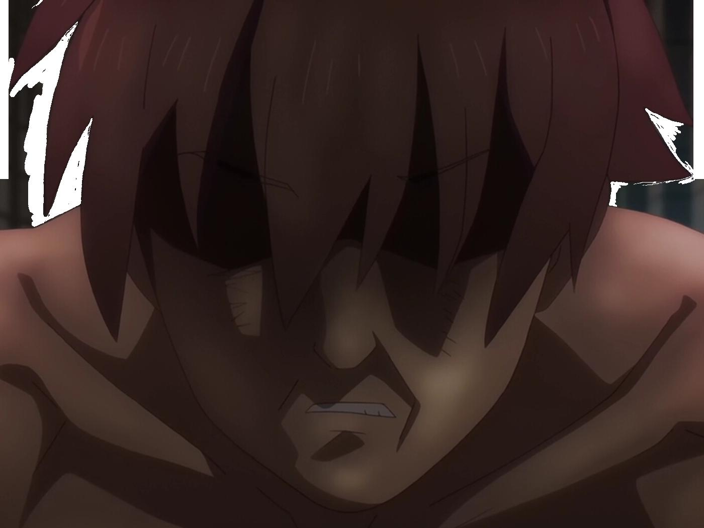 Sticker kikoojap anime konosuba subarashii sekai ni shukufuku wokazuma satou colere enerver