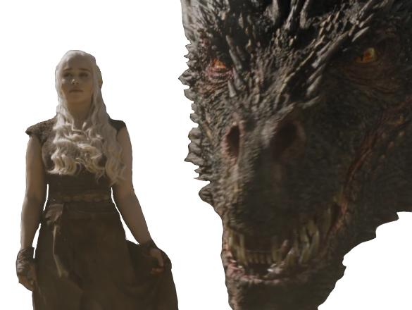 Sticker other drogon got dragon daenerys dany