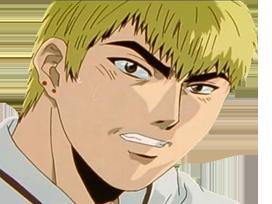 Sticker risitas gto onizuka eikichi fic blond anime manga