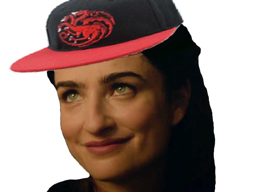 Sticker other kinvara got red woman targaryen