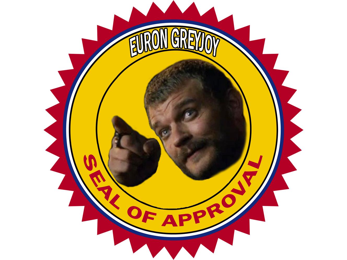 Sticker other got euron greyjoy seal