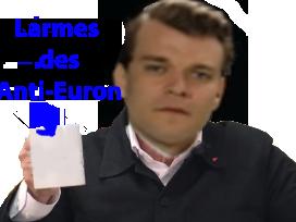 Sticker risitas larmes euron got game of thrones boire