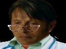 Sticker other hannibal medecin lunettes dr lecter