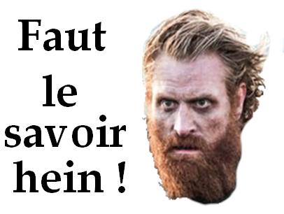 Sticker other tormund got alpha faut lsavoir hein