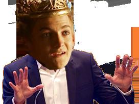 Sticker other joffrey got et toi
