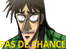 Sticker risitas kaiji chance pas de larry