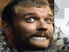 Sticker risitas euron sourire dents got game of thrones