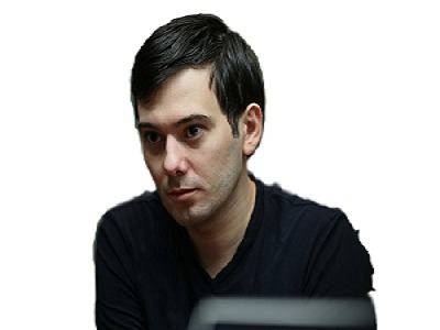 Sticker other martin shkreli fic