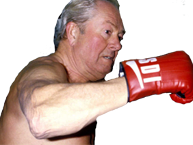 Sticker other jean marie le pen lepen boxe boxing ko mma