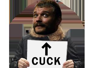 Sticker other euron cuck cuck