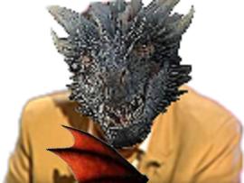 Sticker other drogon got dragon