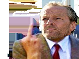 Sticker other jorah fuck got mormont