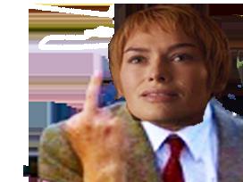 Sticker other cersei fuck got