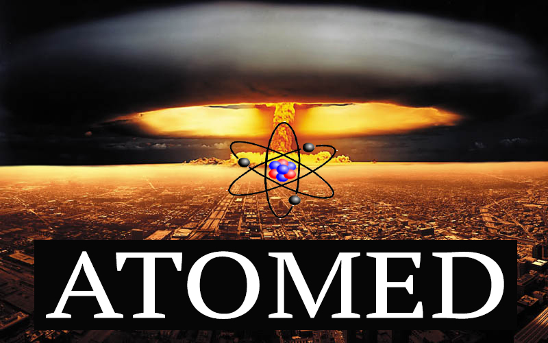 Sticker other atome atomed purification ww3 nucleaire