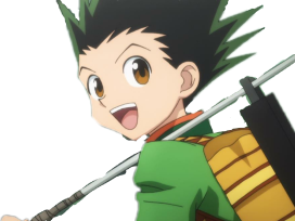 Sticker other gon hunter x hunter content sourit