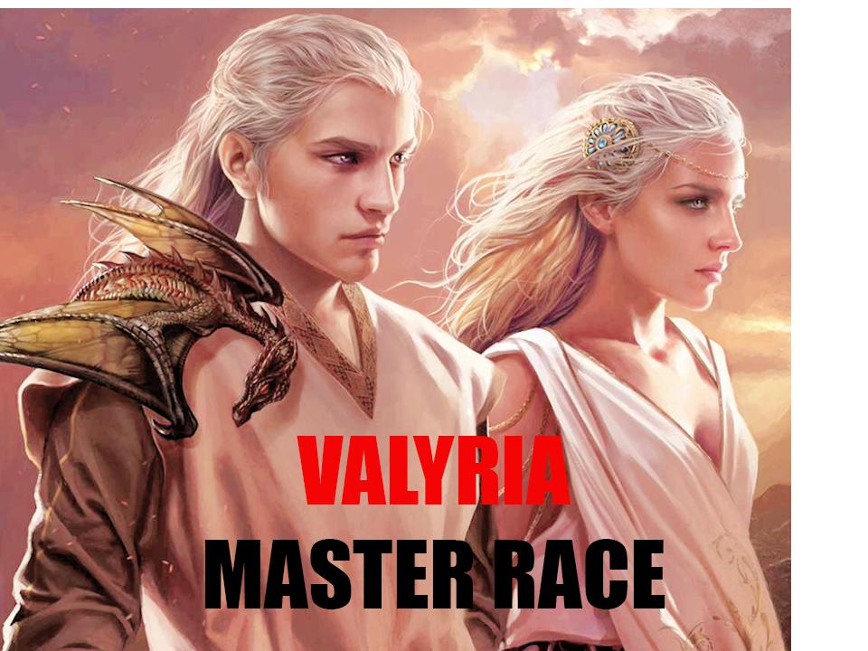 Sticker other valyria got targaryen