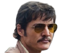 Sticker other pedro pascal narcos javier pena