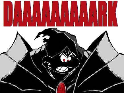 Sticker cliche dark outrance bloodman deathmask fairy tail saint seiya cdz sasuke 69 schtroumpf noir sombre