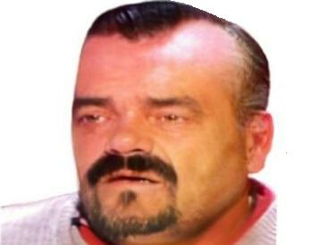 Sticker risitas faceapp barbe undercut tueur narcos traficant mexicain cartel drogue chef gang bg