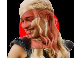 Sticker other daenerys got jon snow aegon targaryen qlf