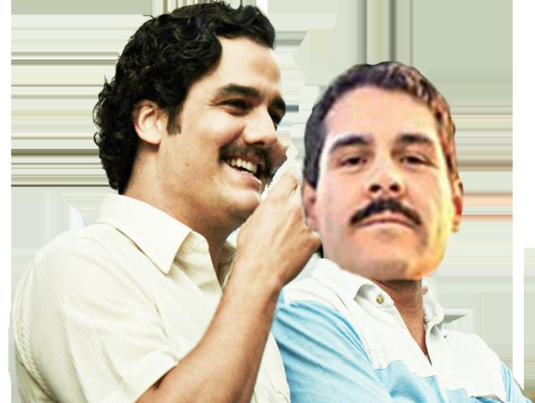 Sticker other pablo escobar el chapo narcos netflix