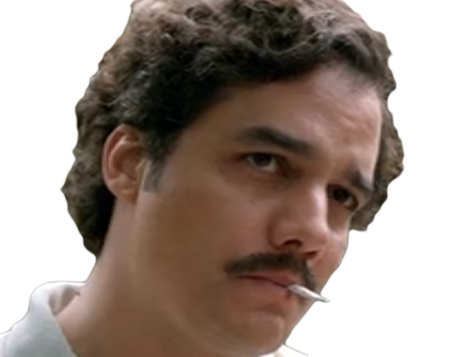Sticker other narcos pablo escobar wagner moura