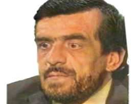 Sticker risitas goudja cunao el peito monodent barbe arabe faceapp