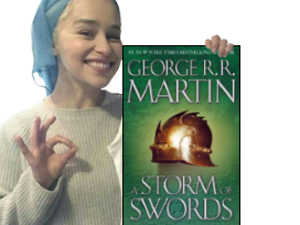 Sticker other got game of thrones livres books a song of ice and fire asoiaf a storm of swords asos