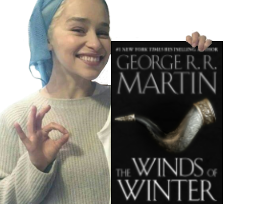 Sticker other got game of thrones livres books a song of ice and fire asoiaf the winds of winter twow