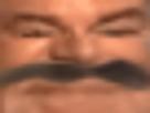 Sticker jesustas enfer deform risitas jesus moustache issou zoom