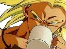 Sticker kikoojap broly cafe v2
