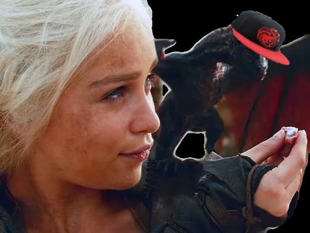 Sticker other daenerys got targaryen drogon dragon
