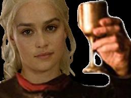 Sticker other daenerys got targaryen cup toast verre