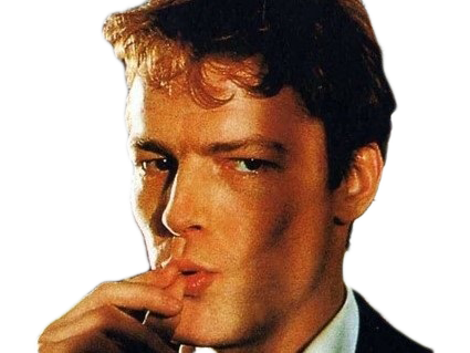 Sticker other iain glen jorah mormont young got