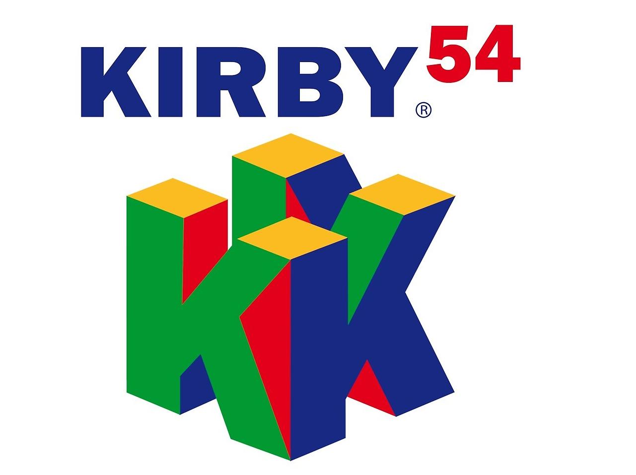 Sticker other kirby54 kkk logo kirby