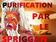 Sticker spriggan purification par le atome explosion atomique fairy tail august kamikaze spriggans 12 zeleph enfant risitas enrageux colere rouge