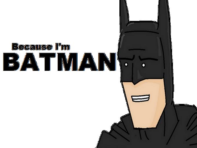 Sticker jvc batman signaleur imbatman