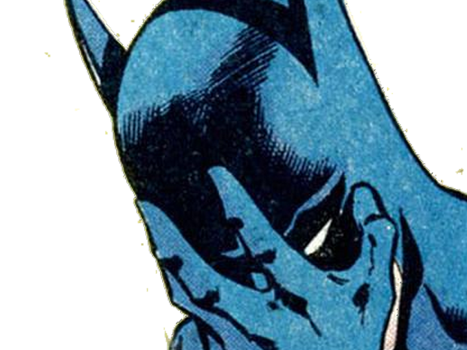 Sticker jvc batman signaleur honte